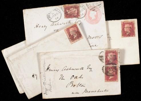 Henry Ashworth Letters - hal