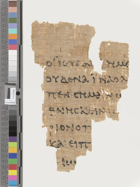 Greek P457 Recto