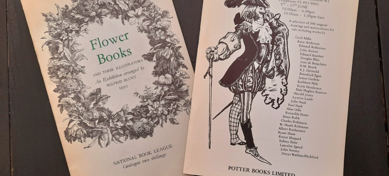 Two catalogues by the National Book League