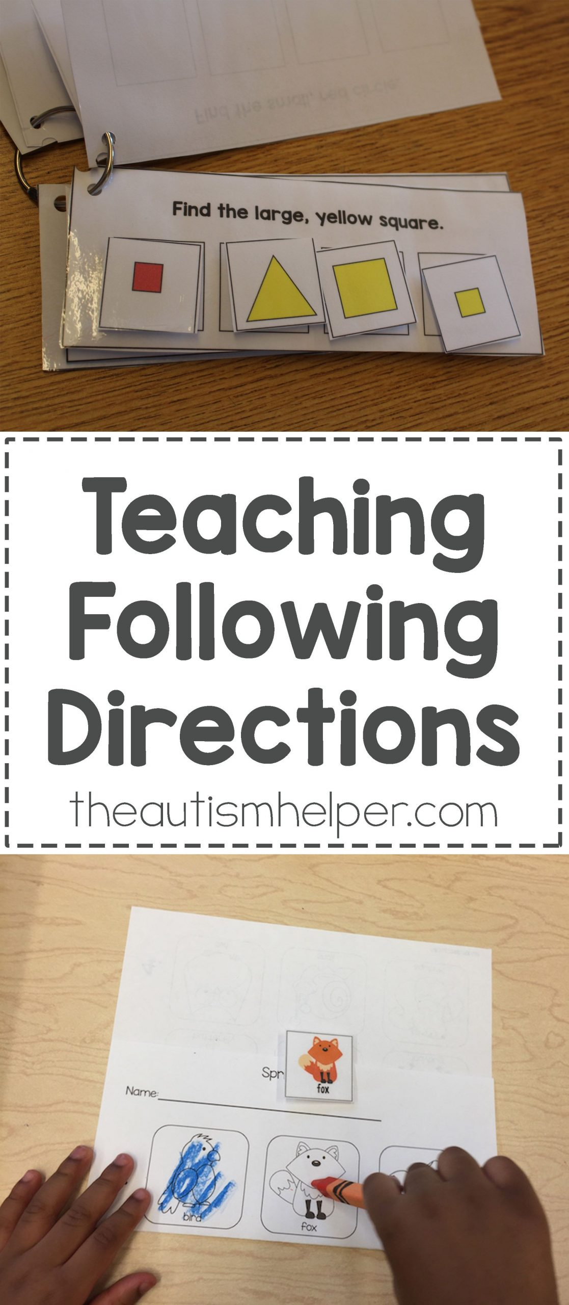 30 Following Multistep Directions Worksheets