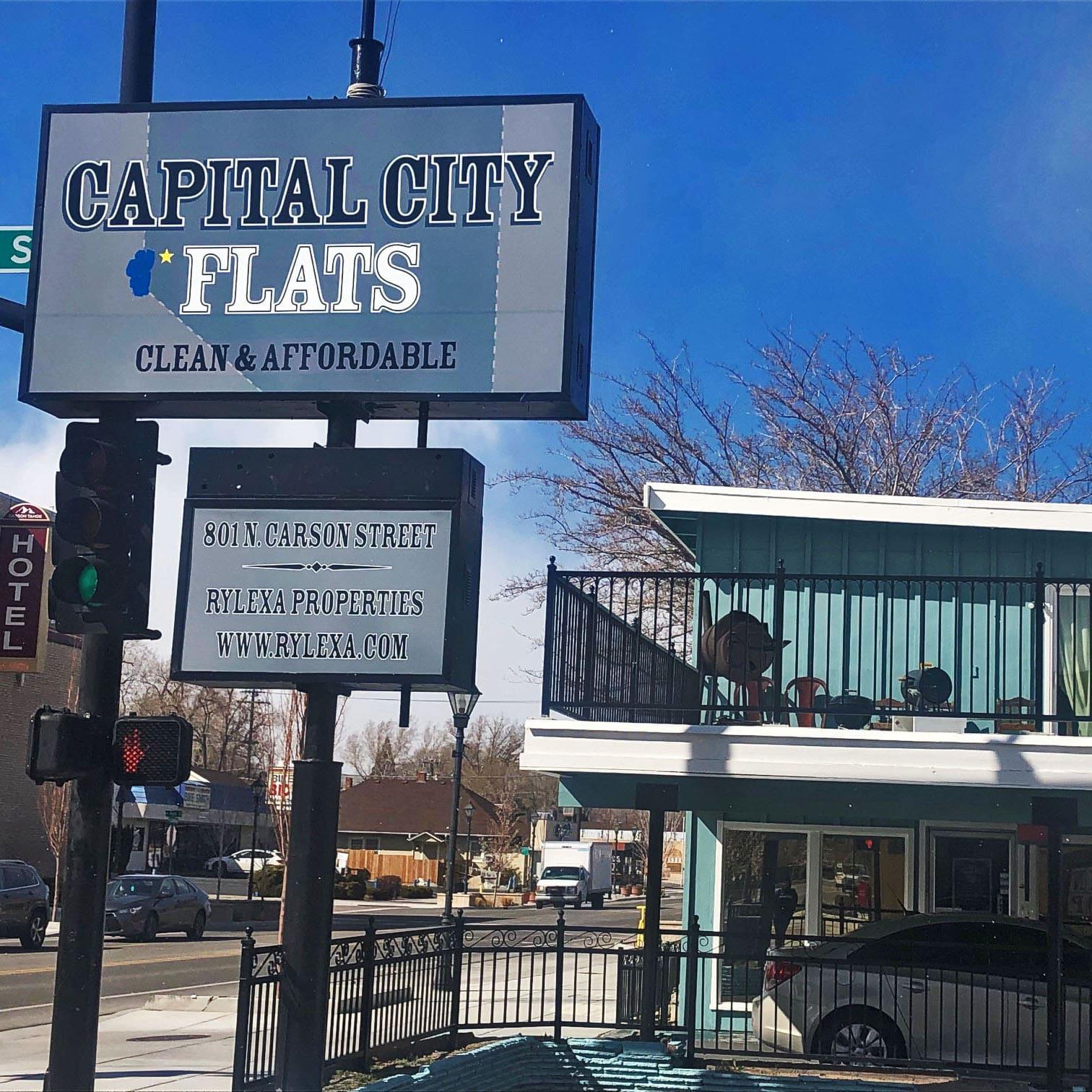 Capital City Flats   Carson City Nevada Apartments