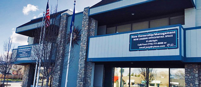 Canyon Falls Business Center | Carson City, NV