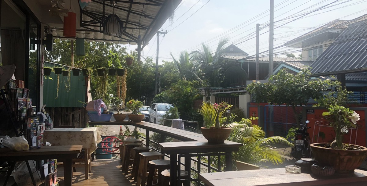 From Bustling Bangkok to a Warm, Weary Morning in Chiang Mai
