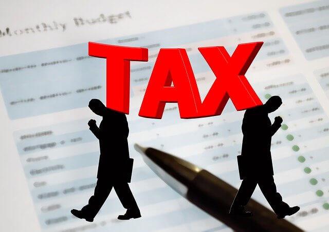 外国株式の配当金に対する税金