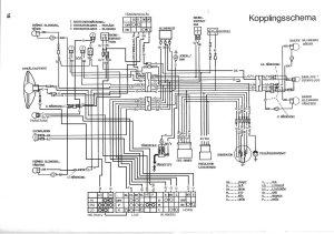 Honda C105 Wiring Diagram   Wiring Library
