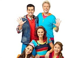 HI 5 moves house to Eleven  – Ryno's TV