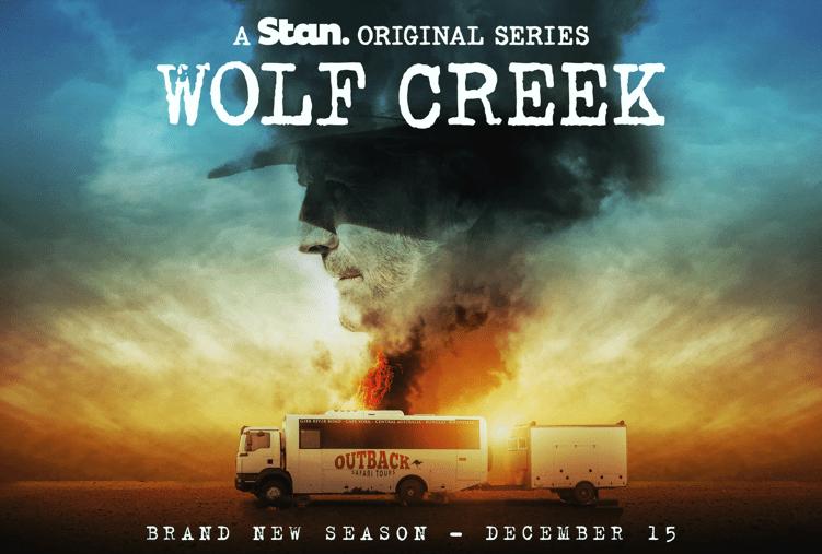 Stan returns to Wolf Creek in December