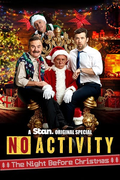 No Activity: The Night Before Christmas trailer
