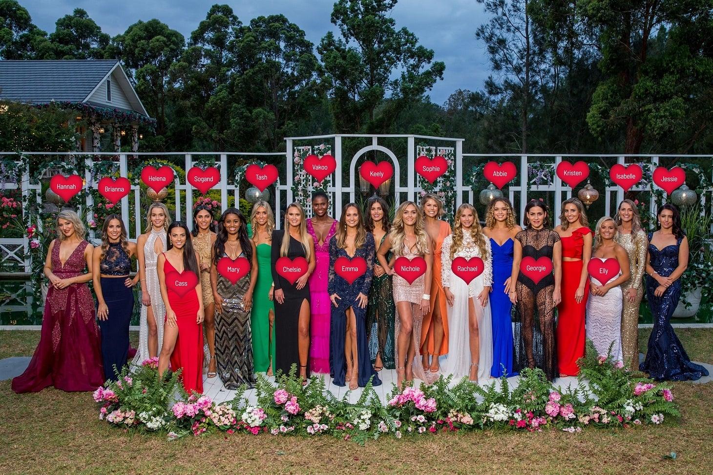 The Bachelor reveals 2019 Bachelorettes