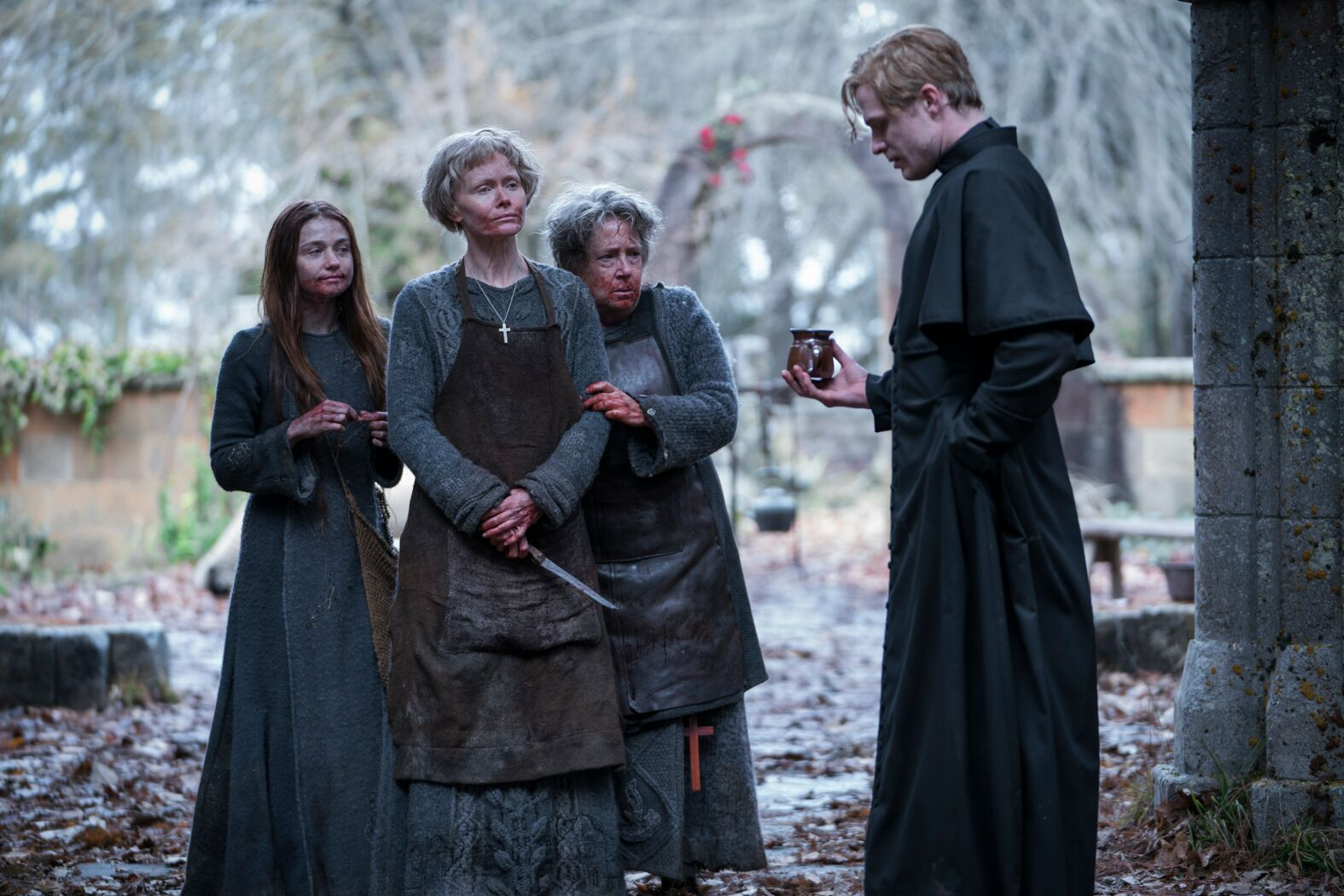 Lambs of God Review