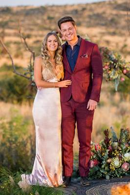 Bachelor aims for the stars as he makes his final choice