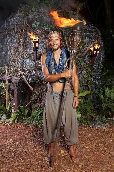 David Genat Crowned Sole Survivor.
