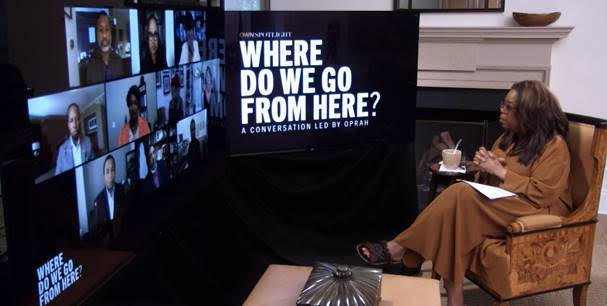 Oprah Winfrey Presents: Where Do We Go From Here? on Discovery & Investigation Discovery