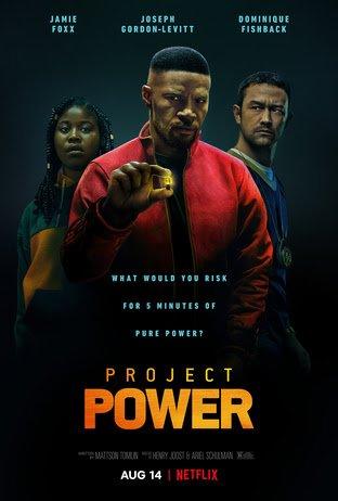 Netflix releases Project Power Trailer