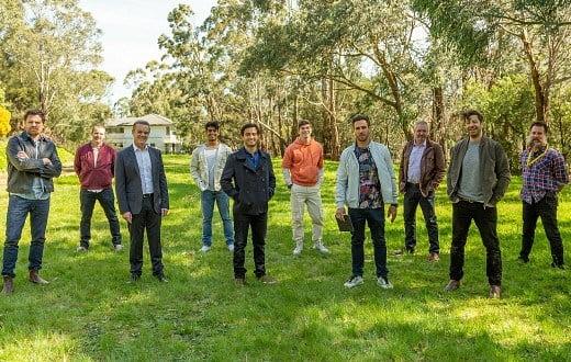 Neighbours Celebrates International Men's Day