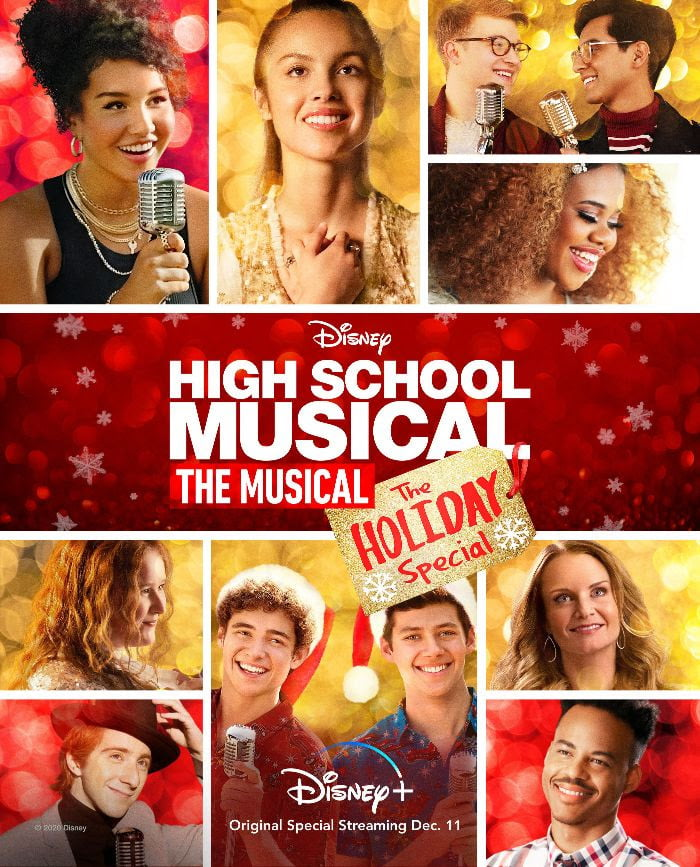 High School Musical: The Musical: The Holiday Special Trailer