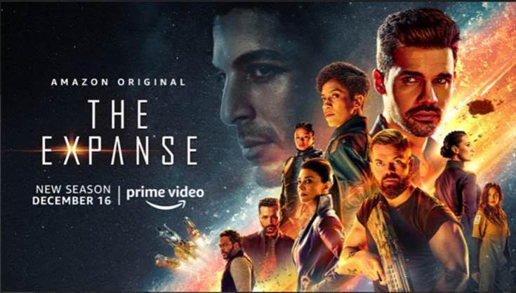 The Expanse gets renewal and season 5 premiere date