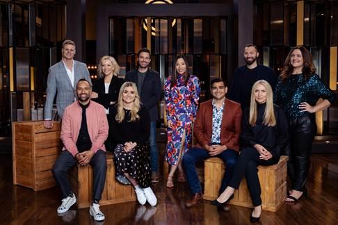 Celebrity MasterChef Australia first look