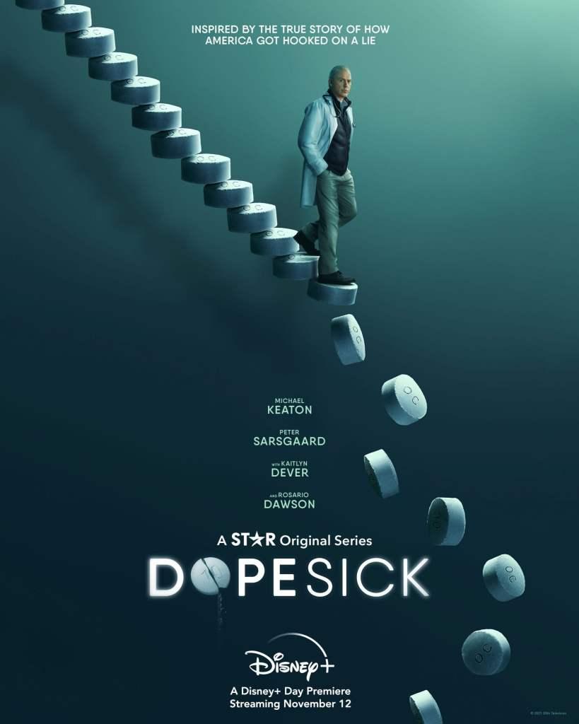 Dopestick comes to Disney+ In November