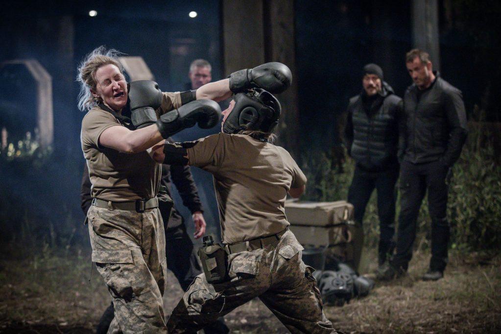 SAS Australia channels aggression
