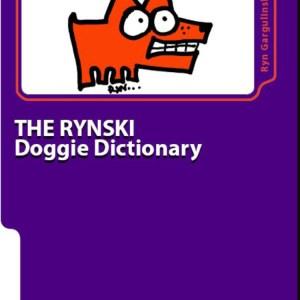 cartoon dog dictionary
