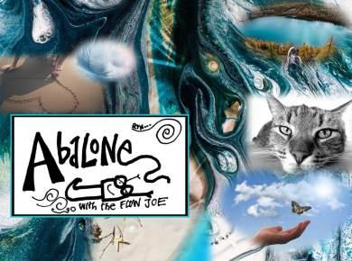 healing crystal abalone