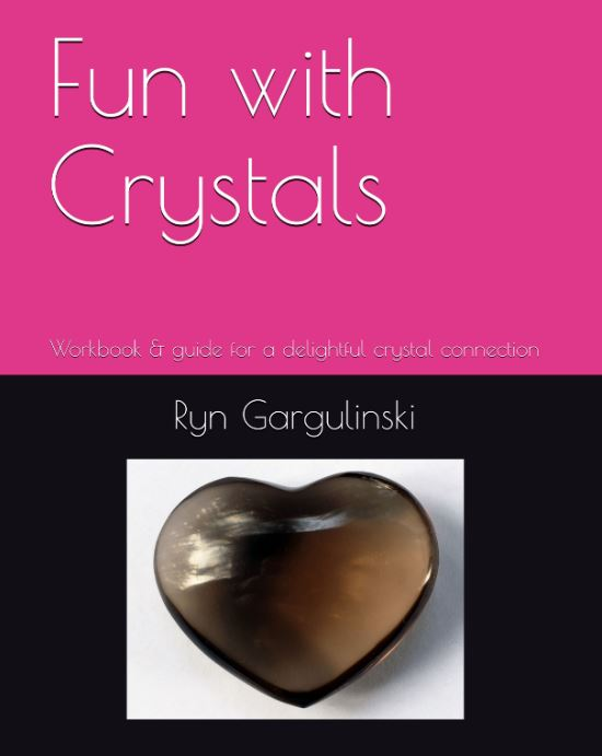fun with crystals workbook and guide rynski