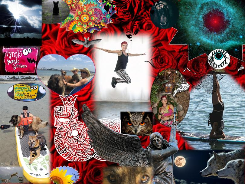 rynski gratitude collage