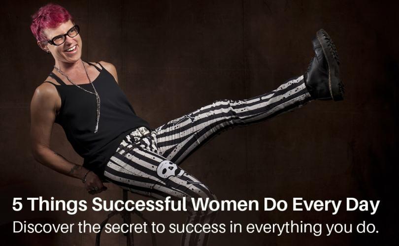secret to success rynski