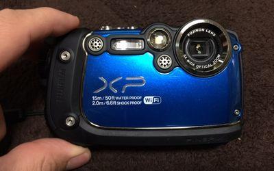 XP200正面