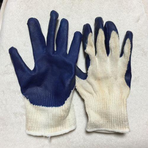 引っ越し用滑り止め手袋1