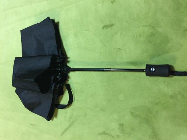 自動開閉折りたたみ傘1