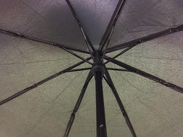 自動開閉折りたたみ傘5