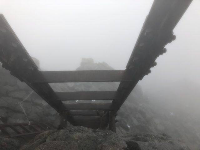 槍ヶ岳山頂アタック04