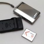SONYコンデジ用 USBバッテリーチャージャー