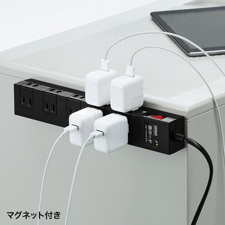 雷対策 電源タップ