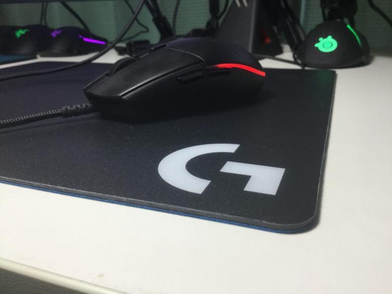 【G440t レビュー】「滑りを求める」ならこのゲーミングマウスパッド