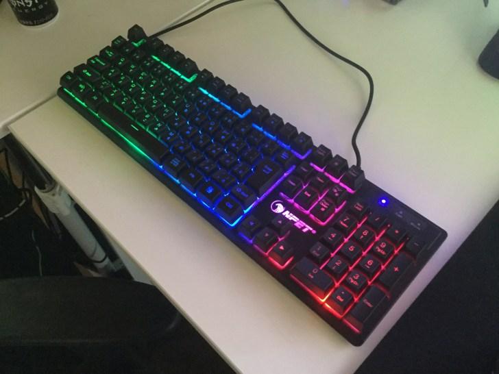 NPET K10 照明