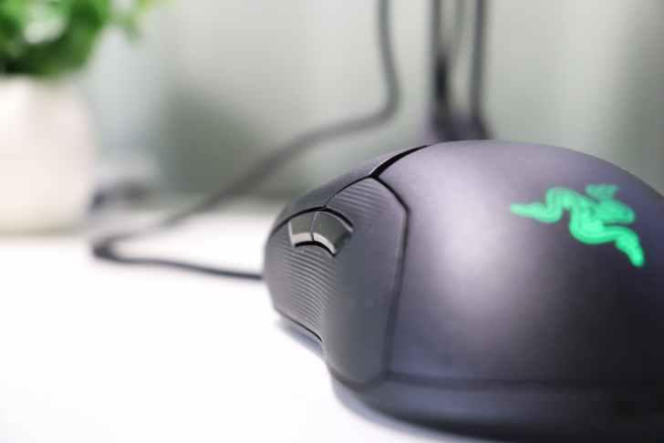 Razer VIPER サイドボタン