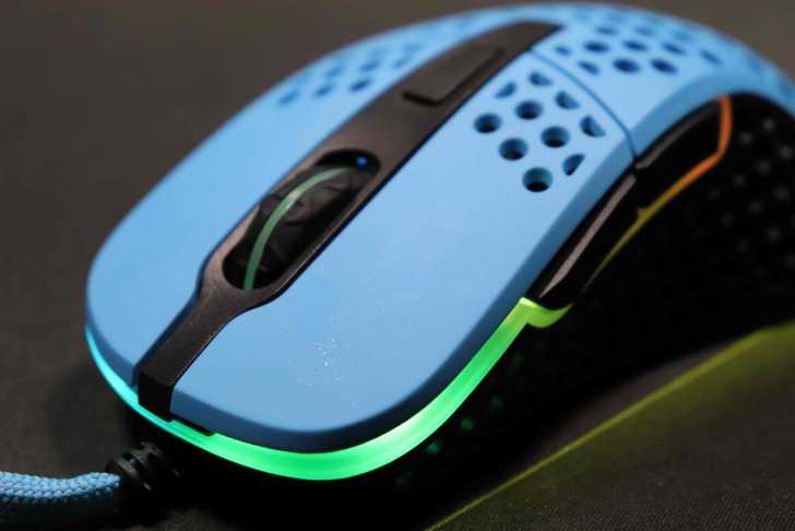 Xtrfy M4 クリックボタン