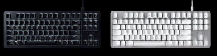blackwidow elite ブラック or ホワイト