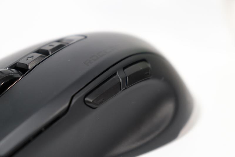 「Kone Pure Ultra」のサイドボタン