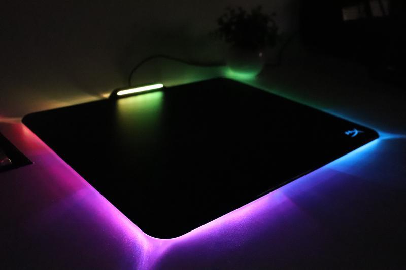 「FURY Ultra」のライティング