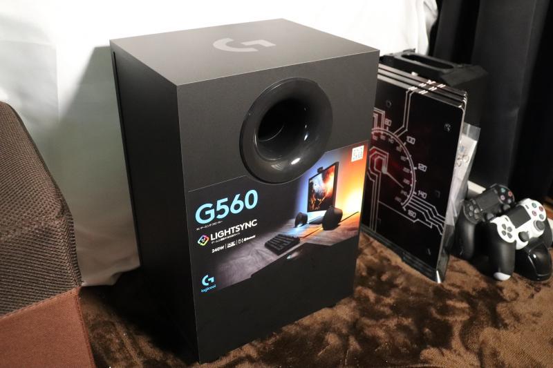 Logicool「G560」の画像