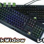 Blackwidow レビュー