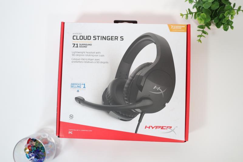 Cloud Stinger S 梱包