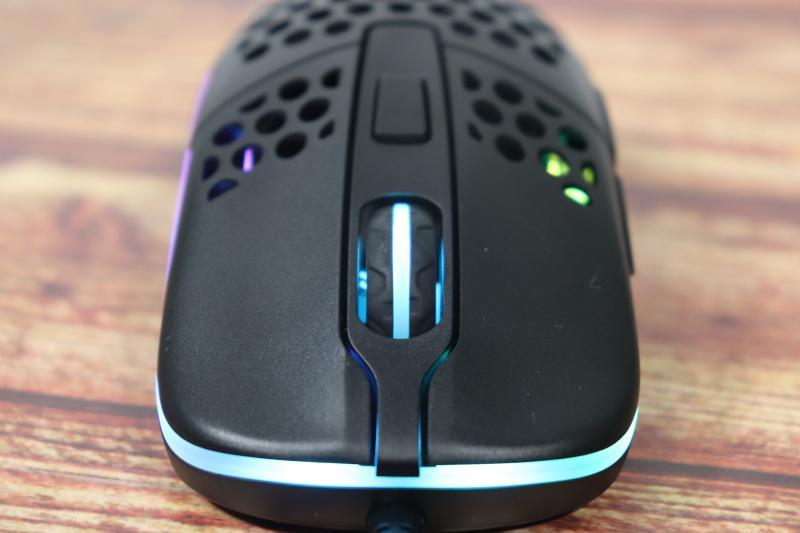 M42 RGB ホイールボタン