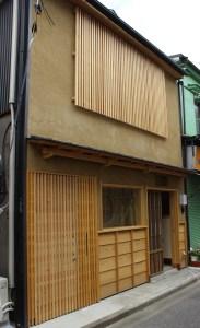東京都 北区リノベーション外観