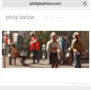 ど近視裸眼体験、Philip Barlow