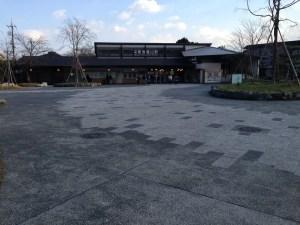 嵐山駅 阪急